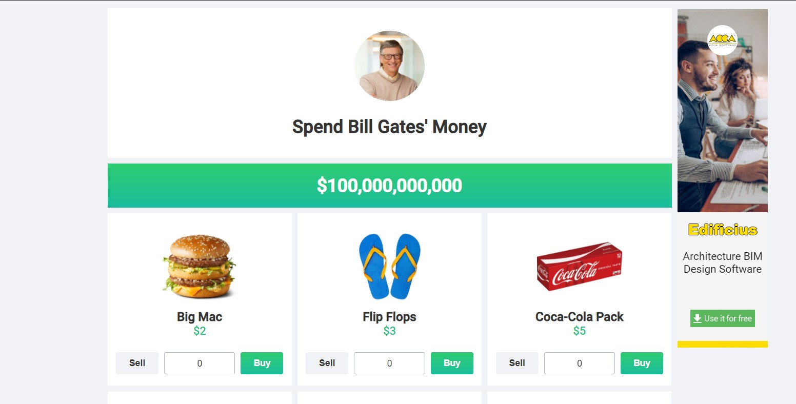 Can You Spend Bill Gates' Money: Find Out How! - Ewuta