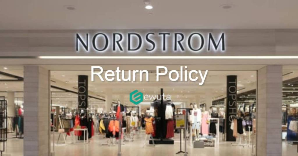 nordstrom return policy