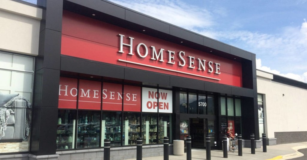 homesense stores like crate and barrel