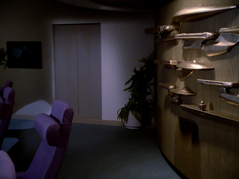 Enterprise Star Blueprints Trek 01 Nx