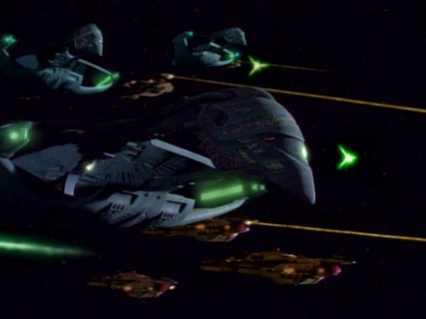 Ex Astris Scientia - Deep Space Nine (DS9) Season 3