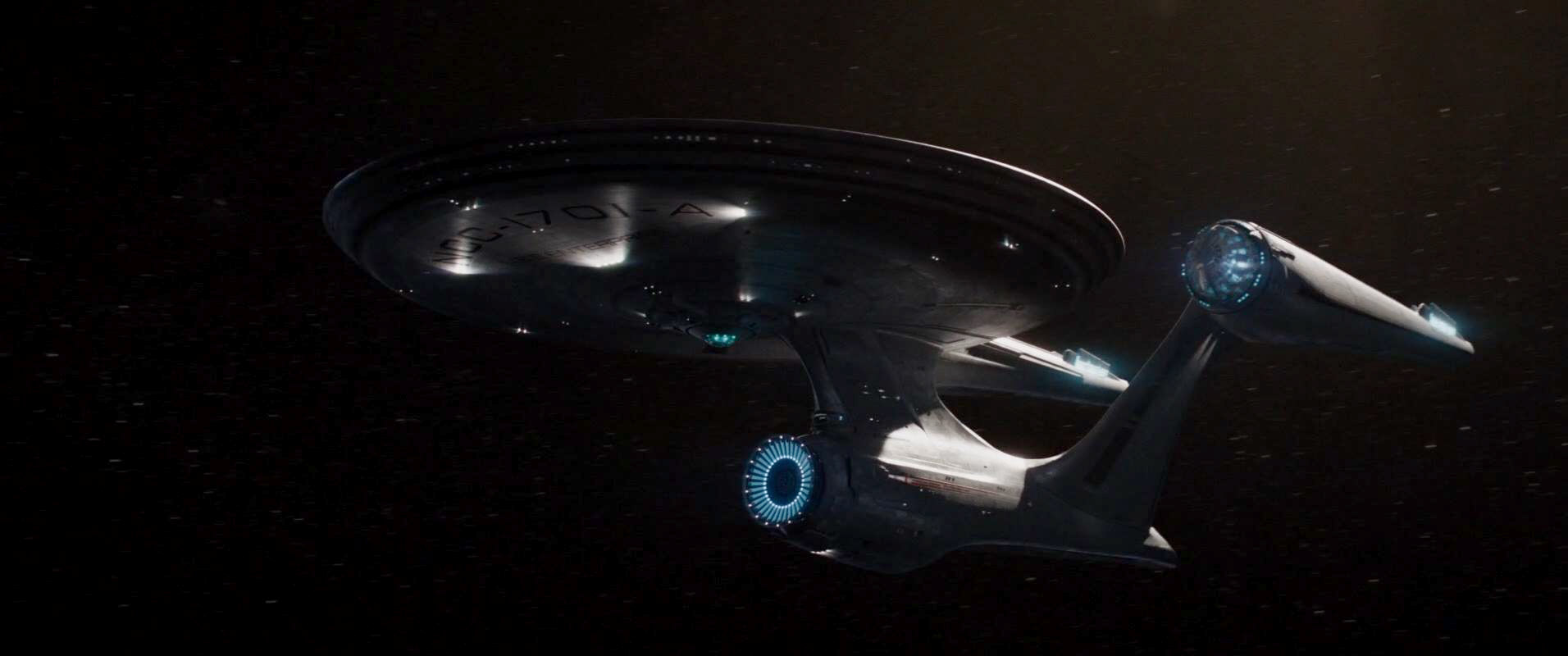 Frontier Final Enterprise Uss
