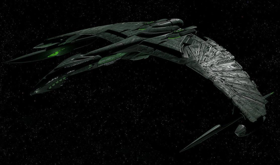 Valdore-class warbird
