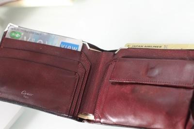 財布 Suica