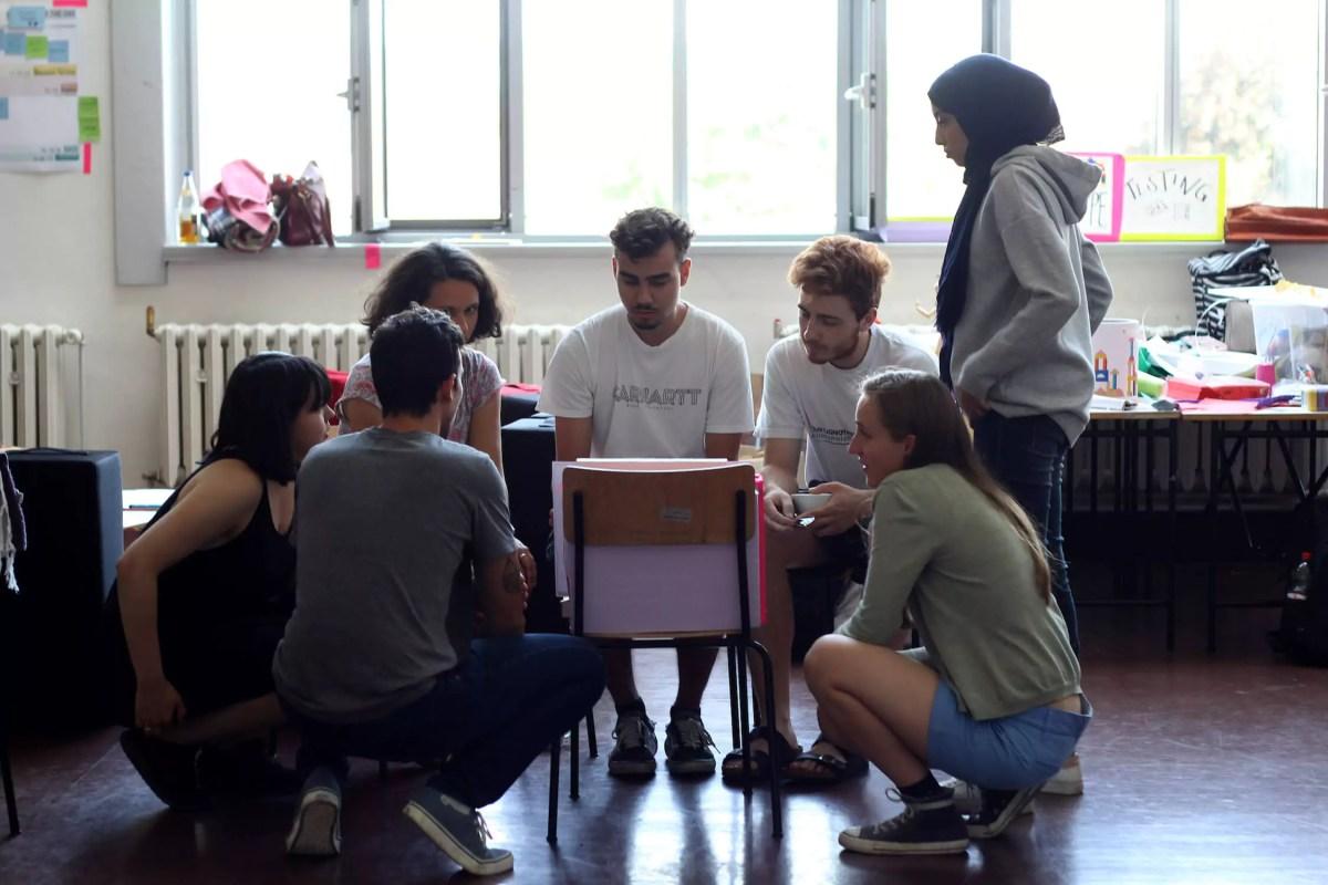 Design Thinking Deep Dive at the Bauhaus Summer School Weimar