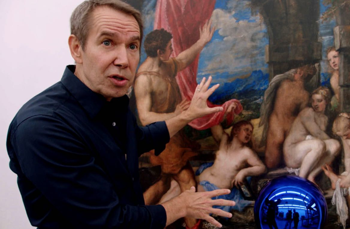 Price Everything Art Auctions Jeff Koons