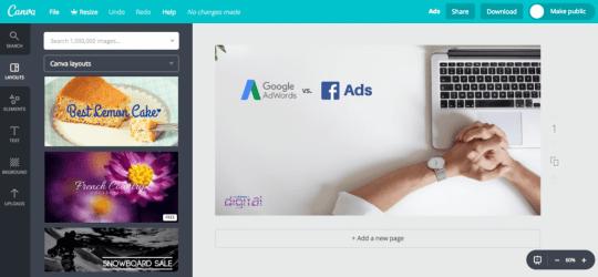 9 Perangkat Desain Daring Gratis untuk Konten Digital Marketing