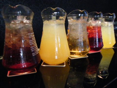 drink for 3rd WebmasterMalaysia Gathering