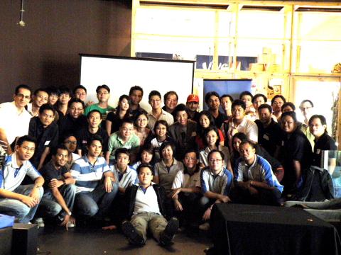 3rd WebmasterMalaysia Gathering group photo