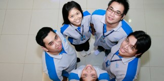 The 'Active 5' in our Business Development Department – Malaysia Division