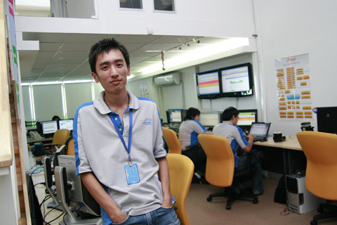 TL Guan – Our Technical Manager