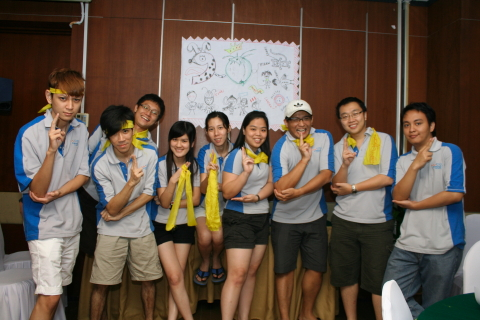 9 King Coconut Team