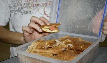 hotdog 'ban chiang kuih'