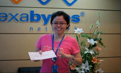 Event Advisor, Annie Ong Exabytes Bowling Tournament 2011