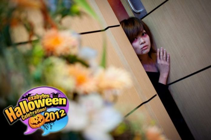 Exabytes Halloween Celebration 2012 (2)