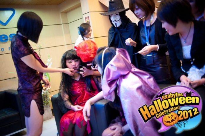 Exabytes Halloween Celebration 2012 (5)