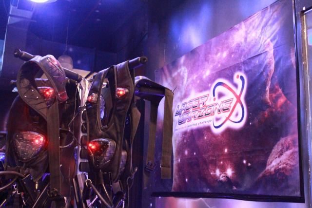 Exabytes KL Team Building @ Laser Warzone, IOI Mall 1
