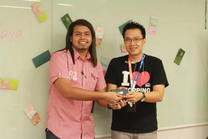 Exabytes Puchong office Hari Raya open house 17