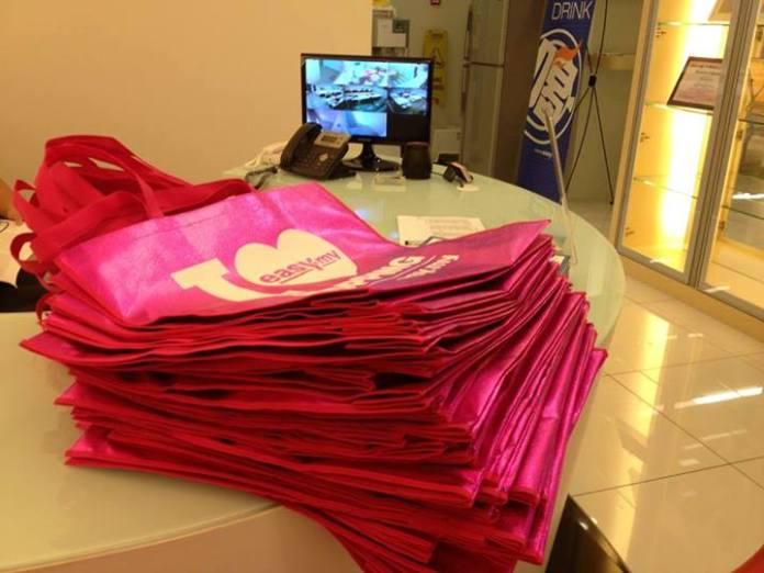 Exabytes Puchong office Hari Raya open house 2