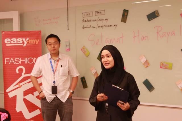 Exabytes Puchong office Hari Raya open house 4