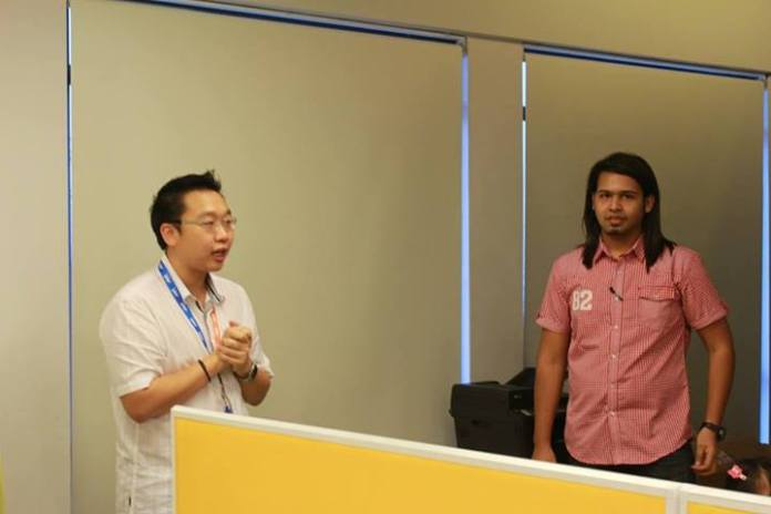 Exabytes Puchong office Hari Raya open house 6