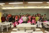 Exabytes Puchong office Hari Raya open house group photo