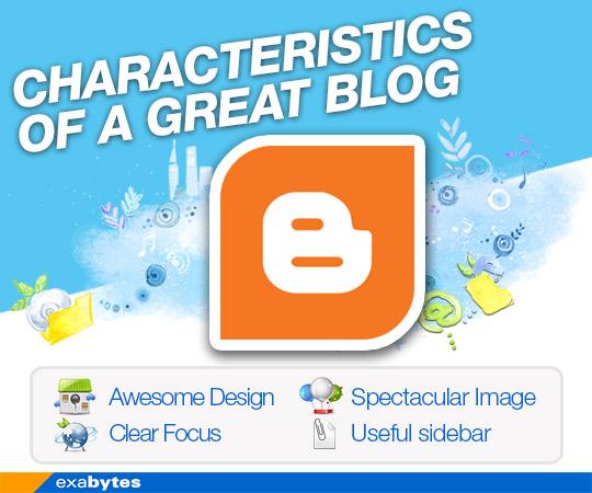 Characteristics of a great blog