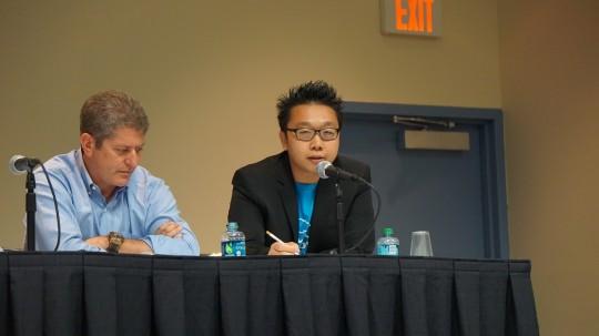 HostingCon 2014 event photo 2