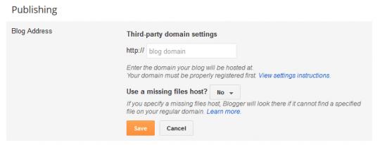blogspot-publishing