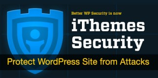 Protect You WordPress site from Attacks