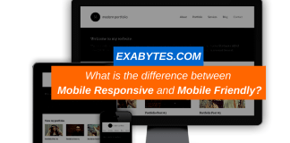 What is the difference between Mobile Responsive and Mobile Friendly