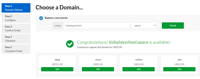 kidsplayshcool .space available domain