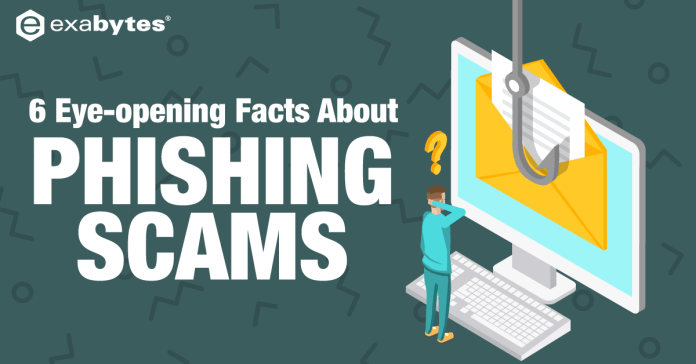 eye opening facts about phishing scams