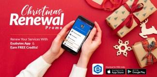 Exabytes renewal Promo
