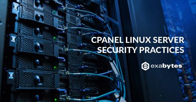 cPanel-Linux-server