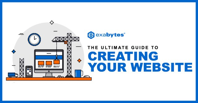 ultimate guide to create website