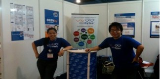 Our Easy.my booth