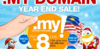 MY Domain Sale