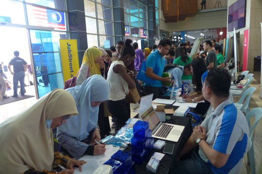 MaGIC Career Fair 2015