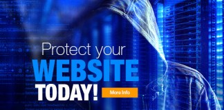 protect business website