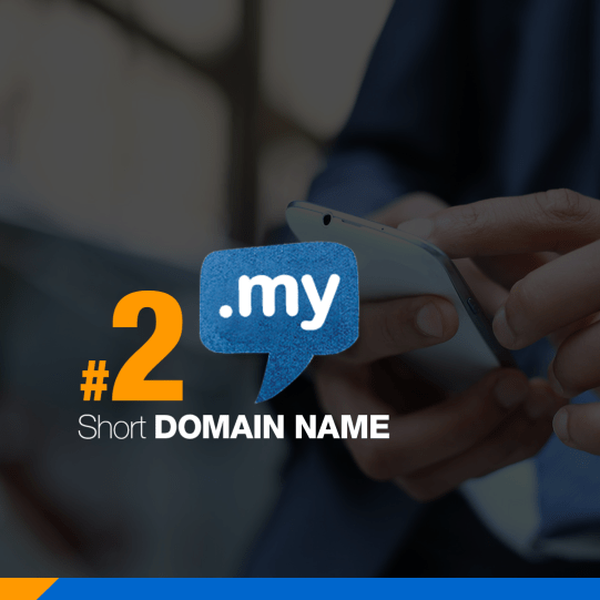 .my short domain names