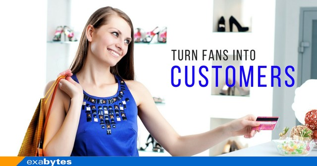 Turn Fans Into customer (2)
