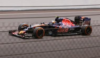scuderia toro rosso acronis F1 car