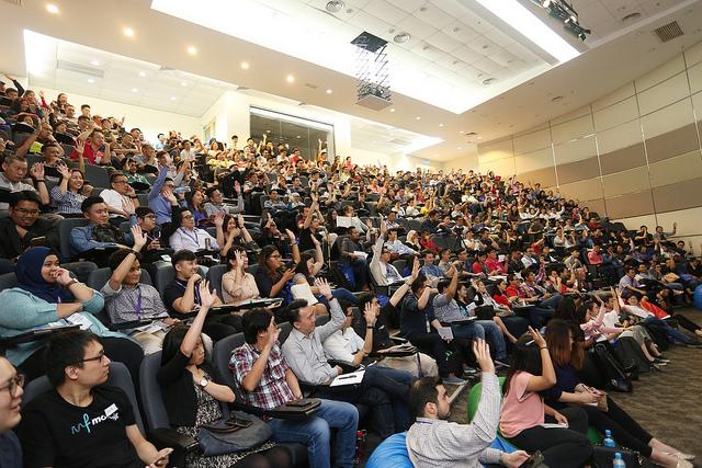 MaGiC Cyberjaya auditorium