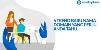 6 trend baru nama domain