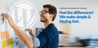 Introduction optimized wordpress hosting