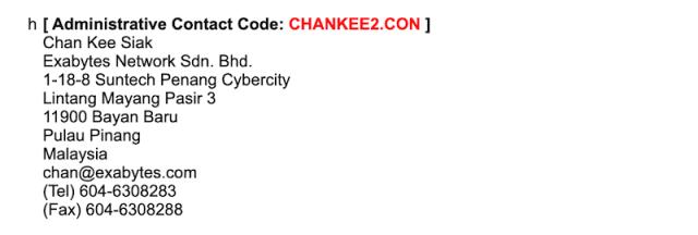cctld domain owner