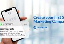 Exabytes SMS Compose Banner