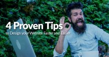 4 proven tips to design faster website