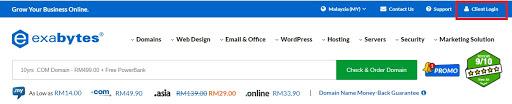 exabytes homepage